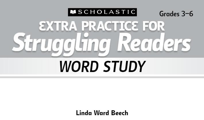 学乐scholastic课外提高练习册—— 高清PDF云盘资源网盘资源下载。