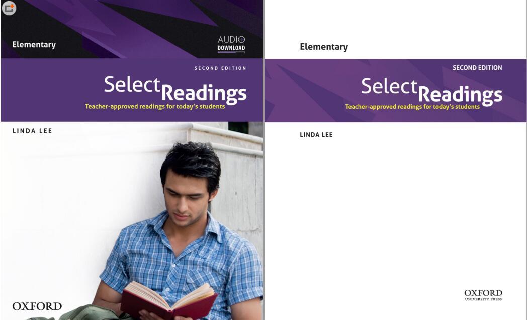 适合学习商务英语人员阅读 牛津出版《select readings》英语读物分享学习资源下载!