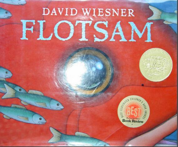 少儿英语绘本《漂浮物》适合5岁以上儿童百度云分享!