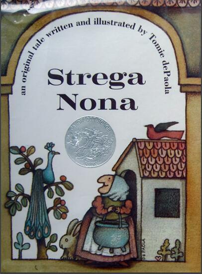 少儿英语绘本 Strega Nona--适合6岁以上儿童百度网盘下载