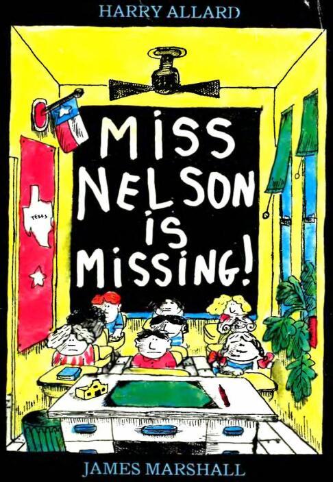 《尼尔森老师不见了》绘本 一场妙趣横生的寻师之旅资料大全