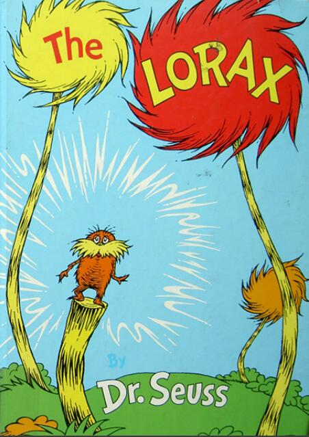 Dr.Suess 苏斯博士经典绘本The Lorax下载赶快收藏!