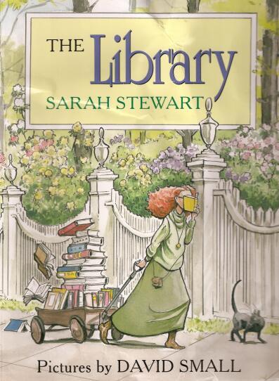 The <b style='color:red'>Library</b> 图书馆英文绘本--适合5岁以上儿童资源下载