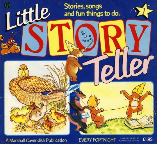 小小孩有声绘本 Little Story Teller( PDF+MP3云盘资源)(音频+视频)
