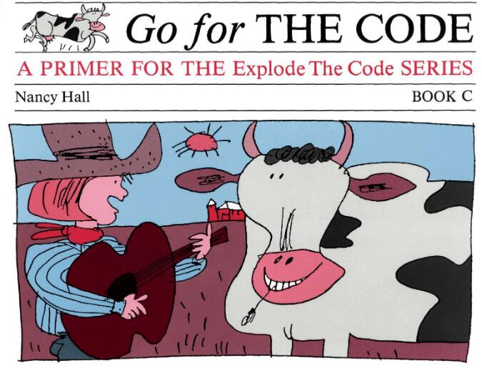 英语学习之自然拼读法Explore the Code 网盘分享资源下载