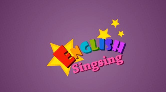《English Singing》少儿英语日常词汇合集无偿分享!
