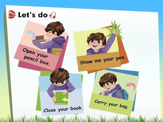 人教版pep小学英语3-6年级(课件+教师备课+随堂测验)百度网盘下载