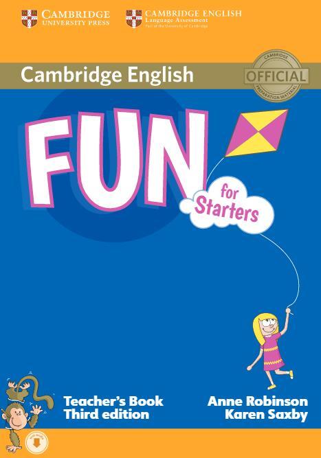 《Cambridge Fun for Starters》剑桥少儿英语起点测试