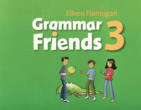 免费领取 | 牛津语法书Oxford Grammar Friends (1-6册 学生+教师用书)资料下载