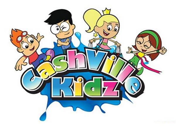 《小富翁学理财 CashVille Kidz》6岁以上少儿英语资源全集下载。