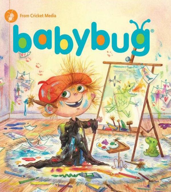 Babybug儿童杂志 0-3岁宝宝2018年1-11月刊资源下载