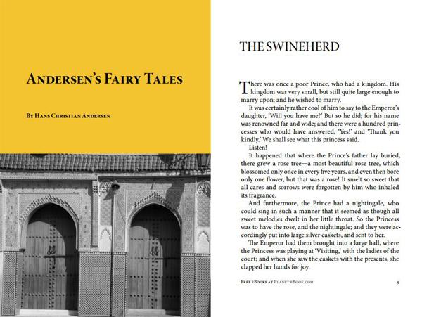 安徒生童话 Andersen's Fairy Tales 高清云盘资源