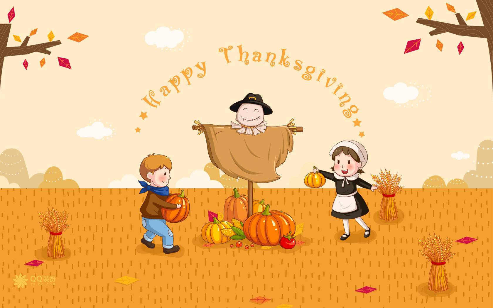 【感恩节儿歌】Thanksgiving day 相关视频分享值得入手!