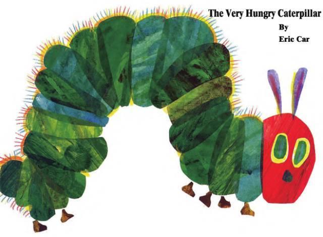 好饿好饿的毛毛虫绘本精读 让孩子爱上英语阅读