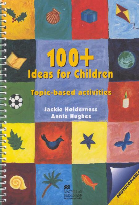 《100 Activities for Children》主题划分英语教材 培养孩子英语综合能力音频分享!