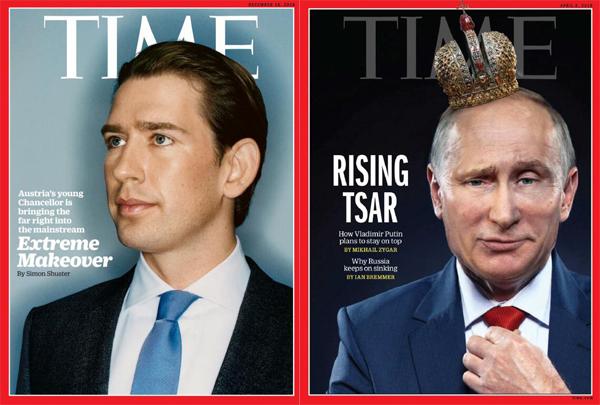 美国《时代周刊》杂志(Time)电子版2018年全年刊免费获取。