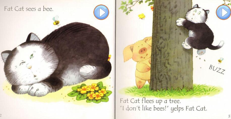 斯伯恩自然拼读绘本PDF 幼儿英语语言能力培养资料免费分享