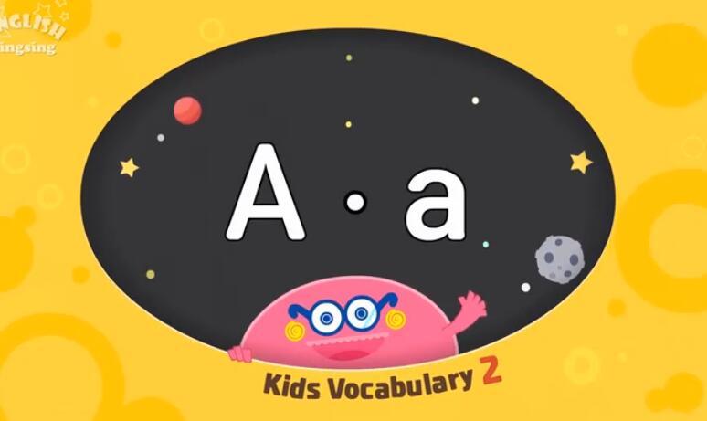 《Kid`s vocabulary》English singing系列 少儿英语词汇资源下载电子课件