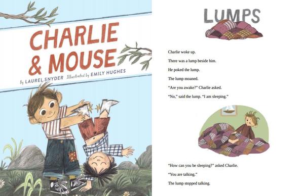 劳雷尔少儿英语分级读物《Charlie & Mouse》百度云!