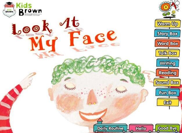 英语下载《Kids Brown English Level 1~Level 4》网盘下载!
