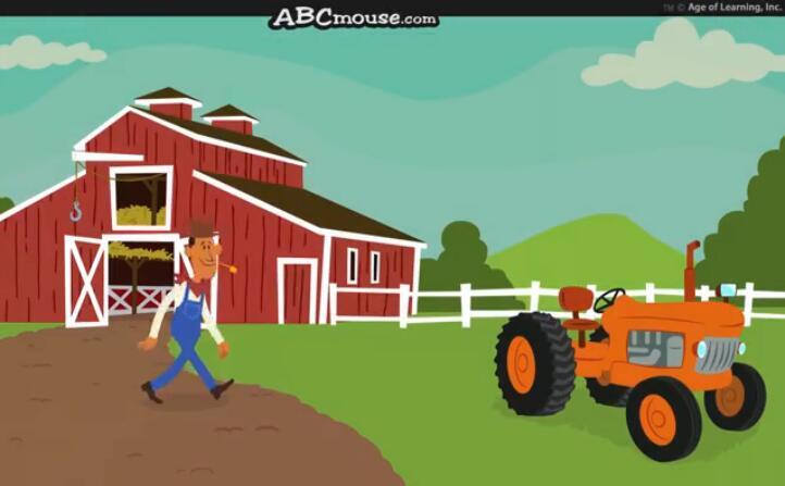精美少儿英语儿歌ABCmouse系列视频分享系列分享!