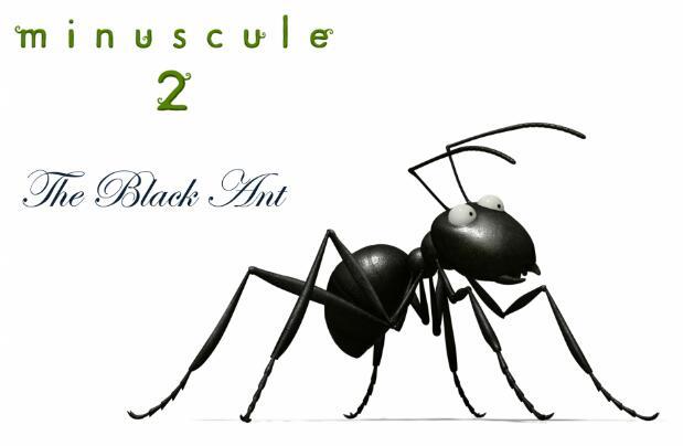 昆虫微观小世界动画片 带小朋友们走进大自然无偿分享!