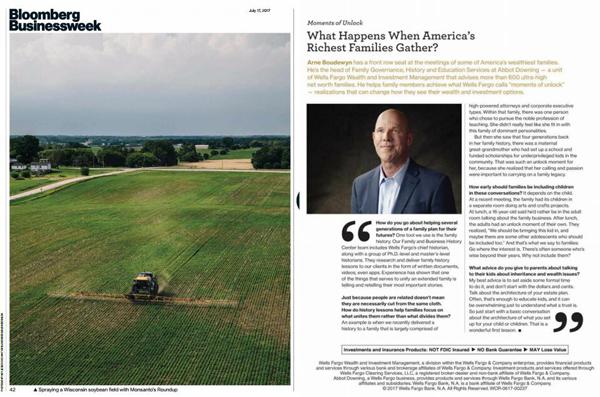 学习BEC必阅读的杂志 彭博商业周刊 Bloomberg Businessweek PDF下载(音频+视频)