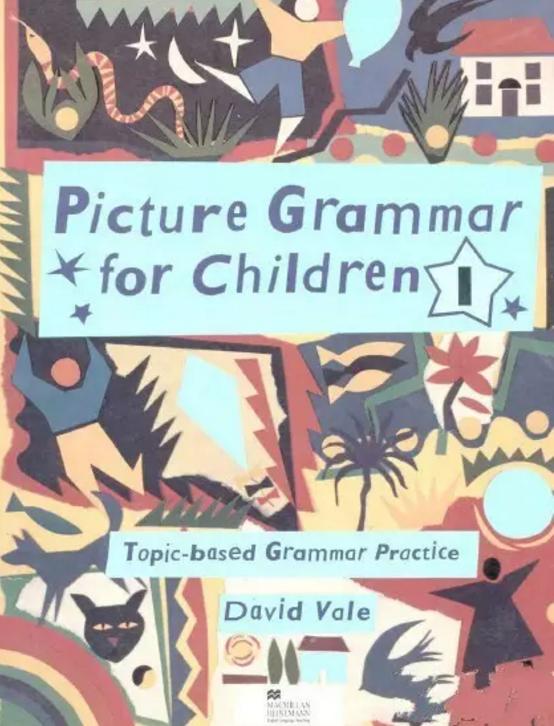 7套原版语法教材,分分钟告别枯燥的语法学习,附下载免费资料
