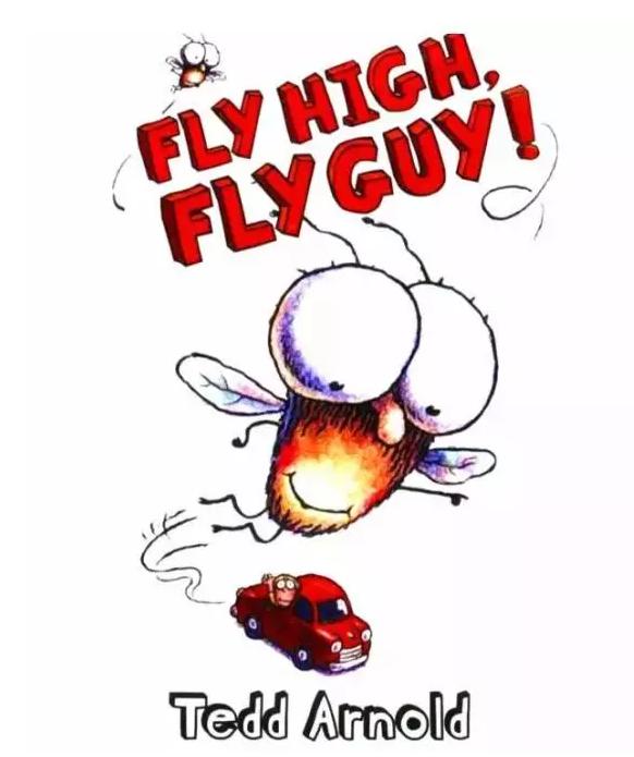 Fly Guy系列电子书和音频,美式幽默初级桥梁书首选!建议<b style='color:red'>人手</b>一份!