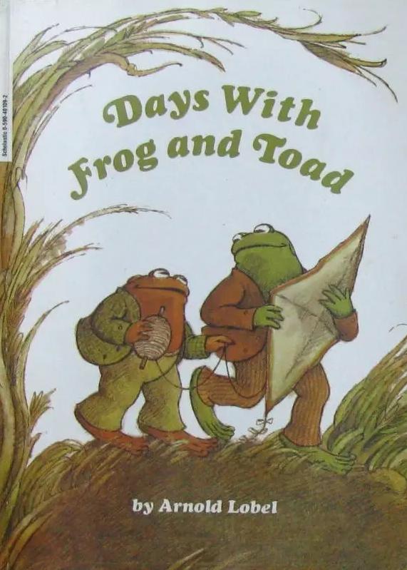 汪培珽书单、纽伯瑞大奖I Can Read青蛙和蟾蜍电子书+音频