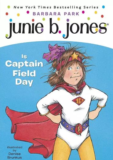 奥巴马也推荐的初级章节书Junie B. Jones电子书和音频学习分享