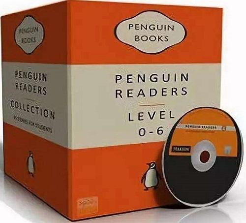 企鹅少儿英语分级读物Penguin Readers Level0-6网盘资源下载。