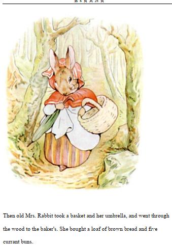 彼得兔绘本Peter Rabbit系列 19册音频+PDF下载pdf下载!