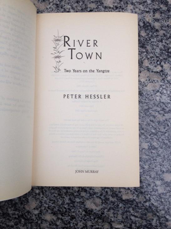 《River Town 江城》何伟作品 英文版pdf资料大全
