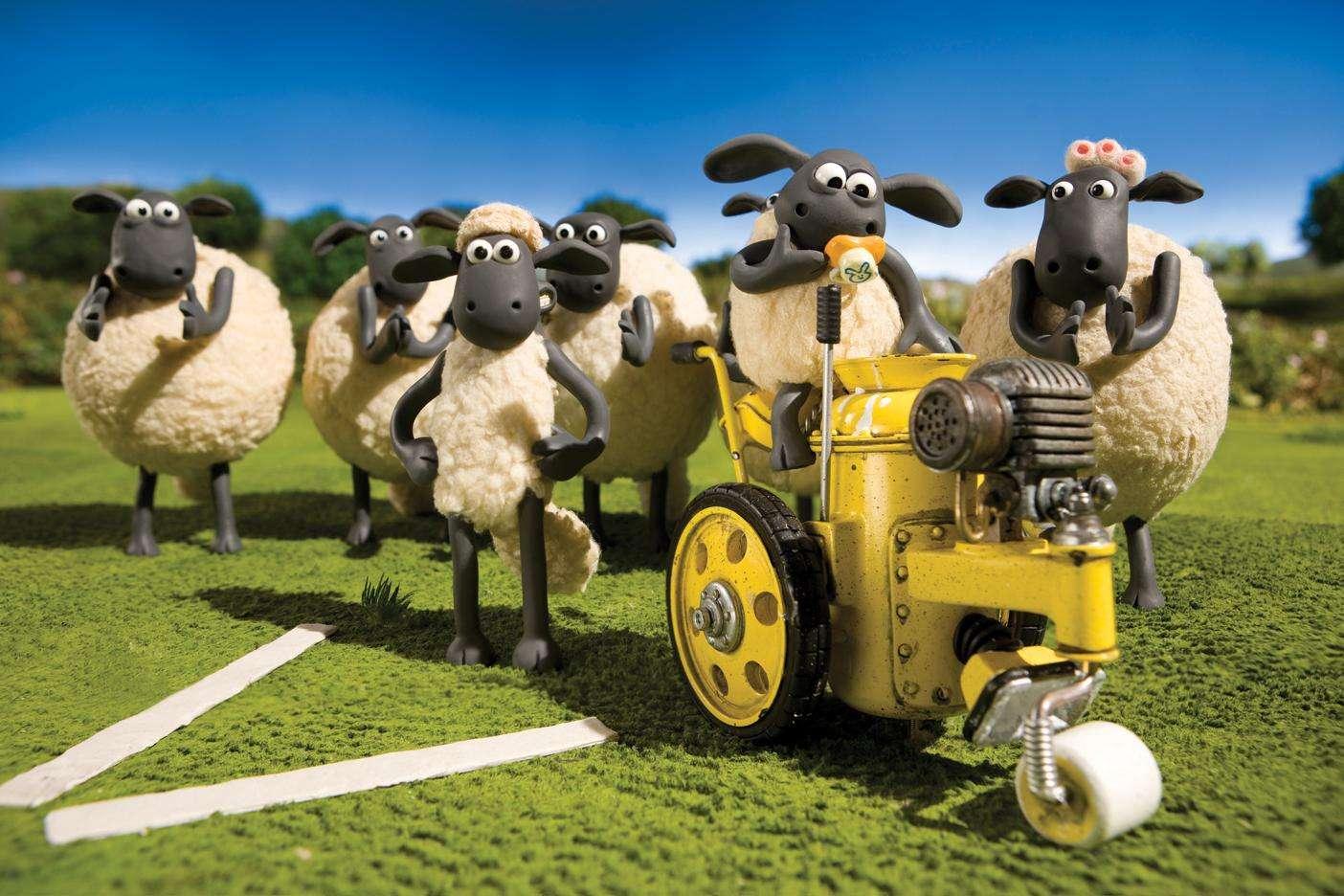 少儿动画喜剧《小羊肖恩》第一季完整版40集下载自取