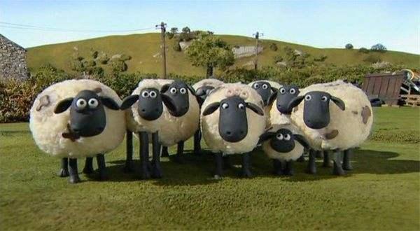 英式幽默动画片《小羊肖恩》2—3季全集全集下载。