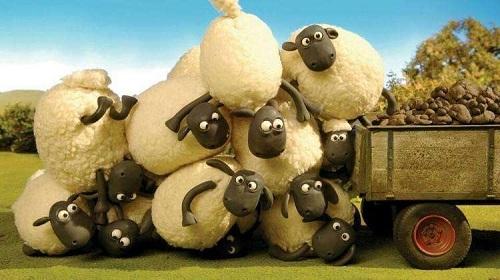 英式幽默动画片《小羊肖恩》4—5季全集视频资源分享!