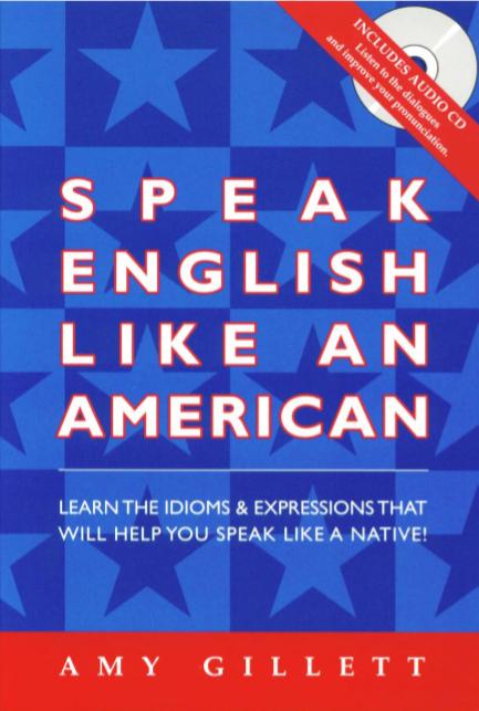 《像美国人一样说英语Speak English Like+An American》pdf+音频免费分享。