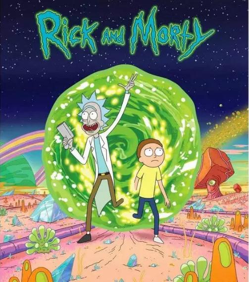 《瑞克与莫蒂》情景喜剧,真实与虚幻完美结合的动画片