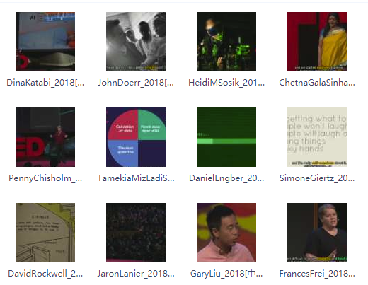免费领!72集TED演讲资源(<b style='color:red'>内含</b>视频+音频+演讲稿)全套分享