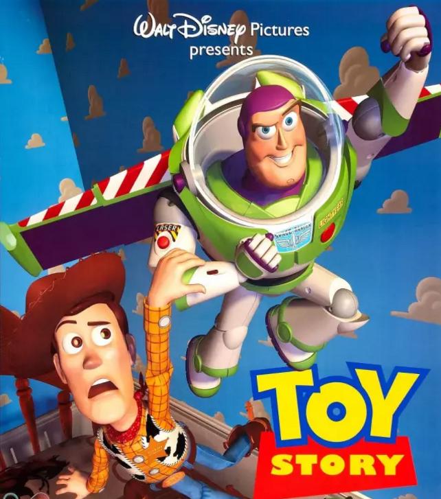 《玩具总动员》1-3部,无数人的童年最爱!全套