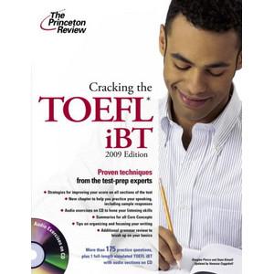 托福资料《普林斯顿 Cracking the TOEFL iBT》pdf+MP3免费领取!