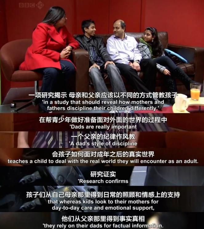 BBC纪录片:《父亲的生物学意义》最新