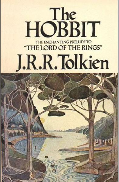 英文原版读物《霍比特人The Hobbit》pdf下载pdf分享!