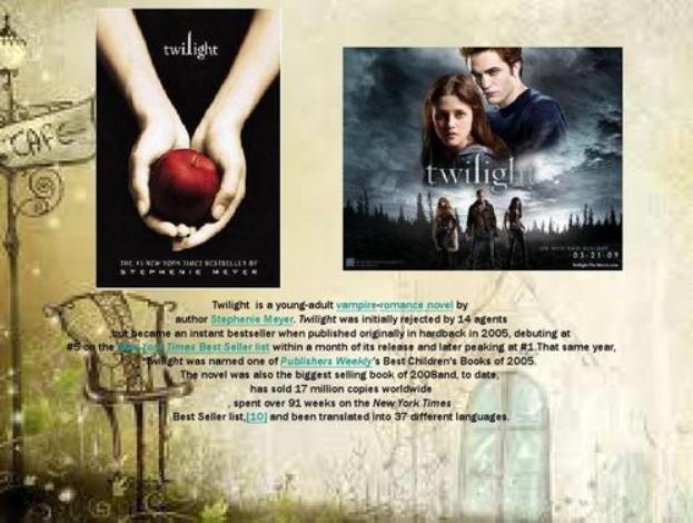 英文原版小说《暮光之城Ⅰ暮色》The Twilight Saga Ⅰ Twilight