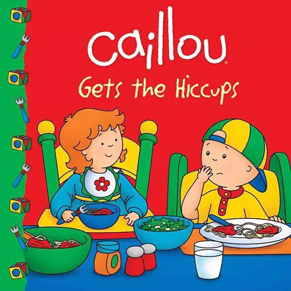 卡由)CAILLOU儿童英语系列动画1-57集字幕整理你需要吗?