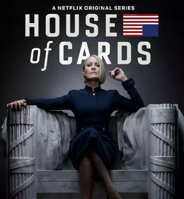 剑桥美文朗读《纸牌屋 House of Cards》1-6季全资源下载