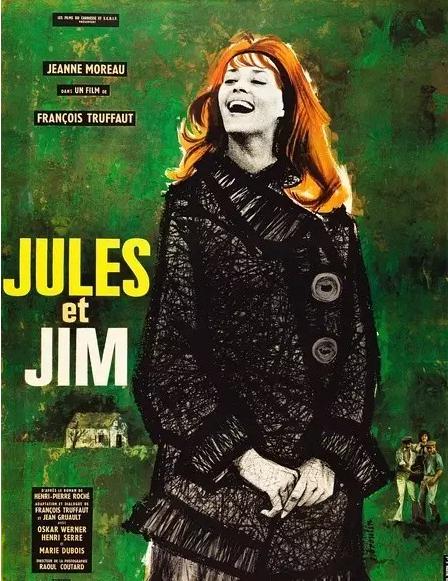 新浪潮代表作《朱尔与吉姆》法国爱情童话故事