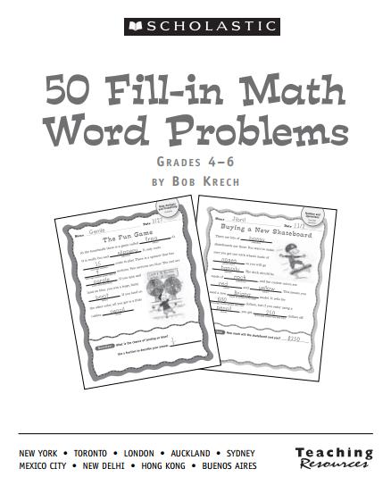 英文原版数学题 50 Fill in math problems视频下载!