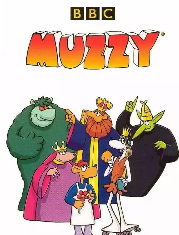 BBC启蒙英语学习动画《Big Muzzy 马泽的故事》合集